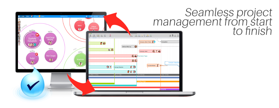 Seamless project management from start to finish